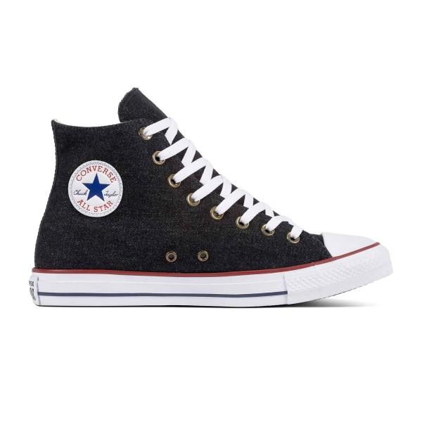 Converse Chucks Taylor All Star Hi Sneaker 161492C(Schwarz)