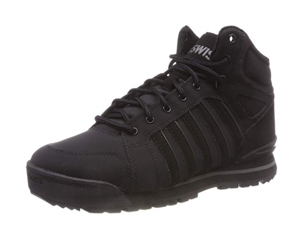 K Swiss Norfolk (Black/Black 022)