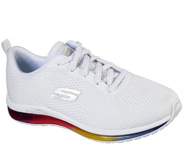 Skechers Skech-Air Element - Prelude Damen Sneaker 12645 (Weiß-WMLT)