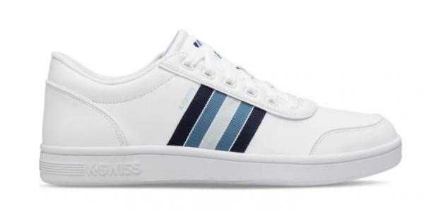 K-Swiss Court Clarkson S SE Herren Sneaker 05853 (Weiß 171)