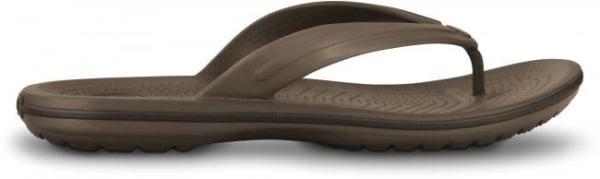 Crocs Crocband Flip (Walnut Espresso)