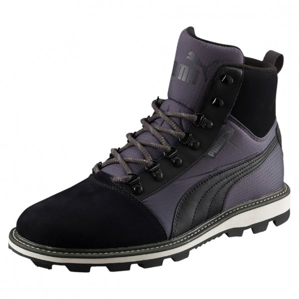 Puma Tatau Fur Boot 2 (black-asphalt 01)