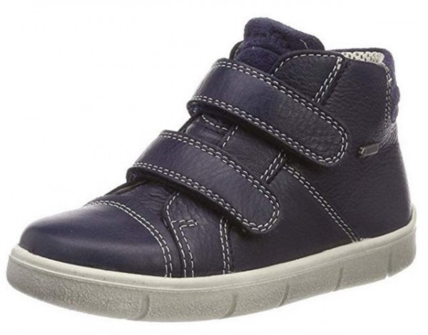 Superfit Ulli Jungen Sneaker 8-00423(Blau 81)