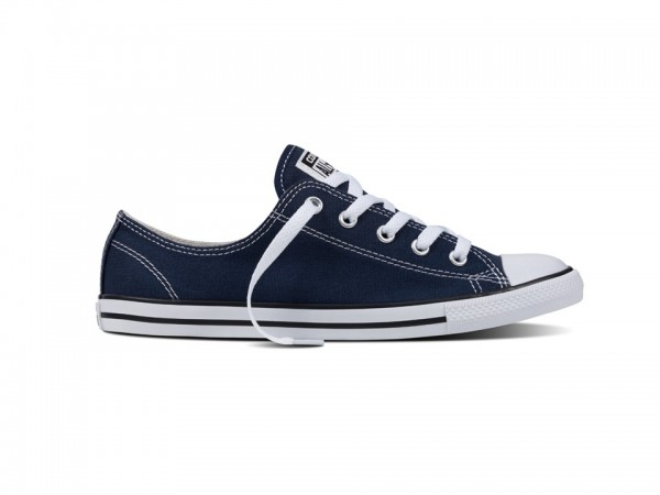 Converse Chucks Taylor All Star Ox Dainty Sneaker 537649C(Navy)