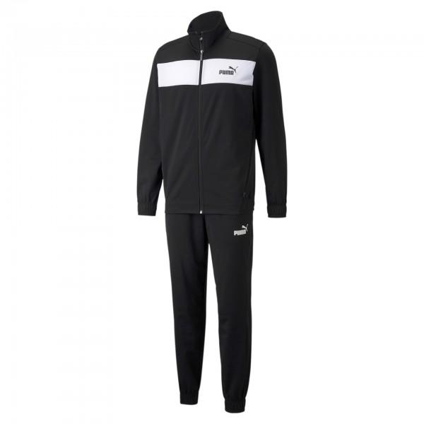 Puma BTS Poly Suit CL / Herren Jogginganzug 845845 (Schwarz 01)