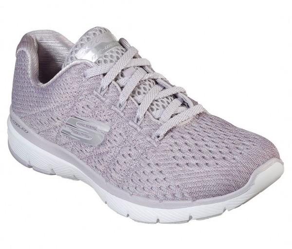 Skechers Flex Appeal 3.0 - Satellites Damen Sneaker 13064 (Violett-LAV)
