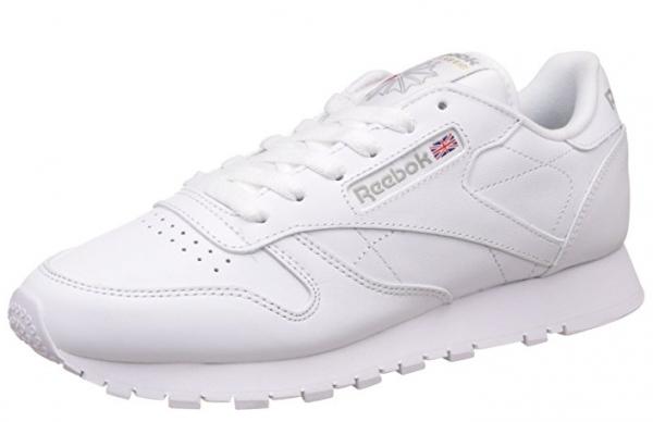 Reebok Classic Leather Damen Sneaker 2232-0 (Weiß)