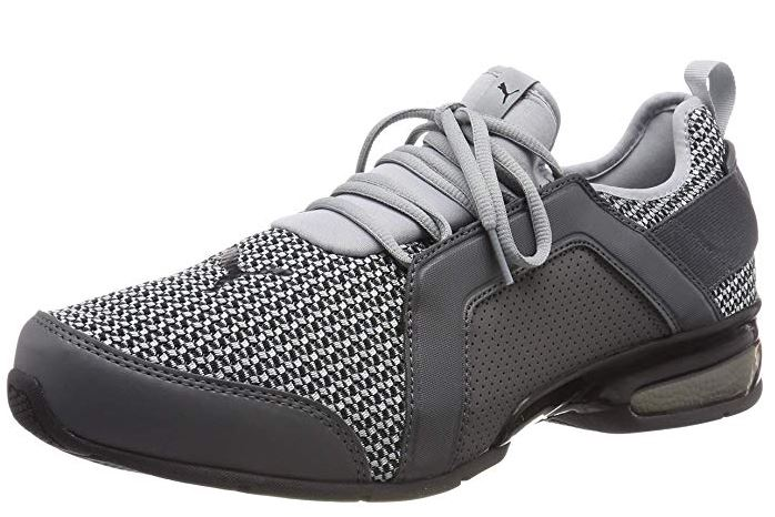 Puma Leader VT Fresh Herren Sneaker 366404 (BlackGrey 06)