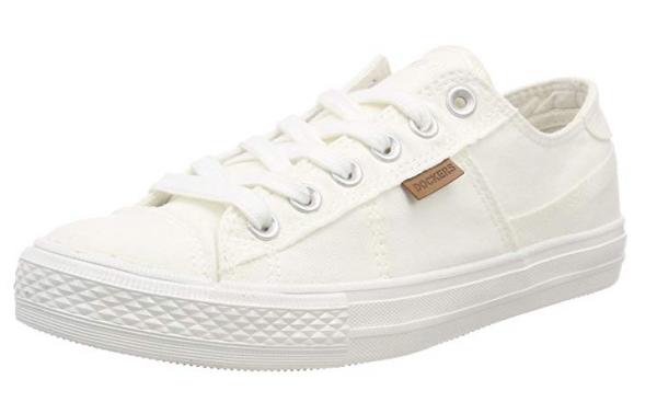 Dockers Damen Sneaker 40TH201-790 (Weiß 500)