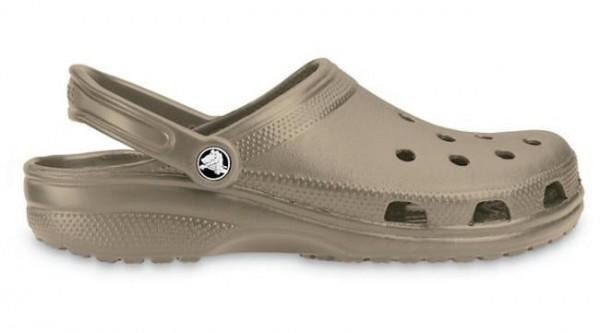 Crocs Classic Clogs (Khaki)