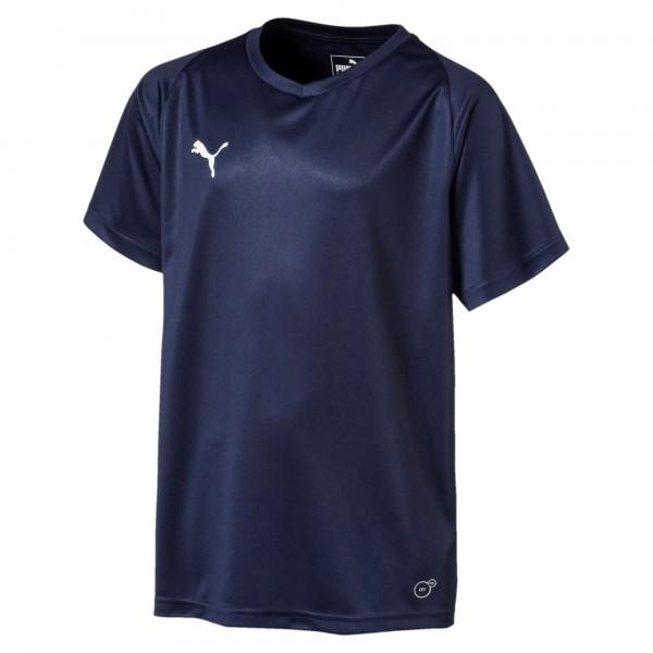Puma LIGA Core Jr Kinder Shirt 703542 (Blau 06)