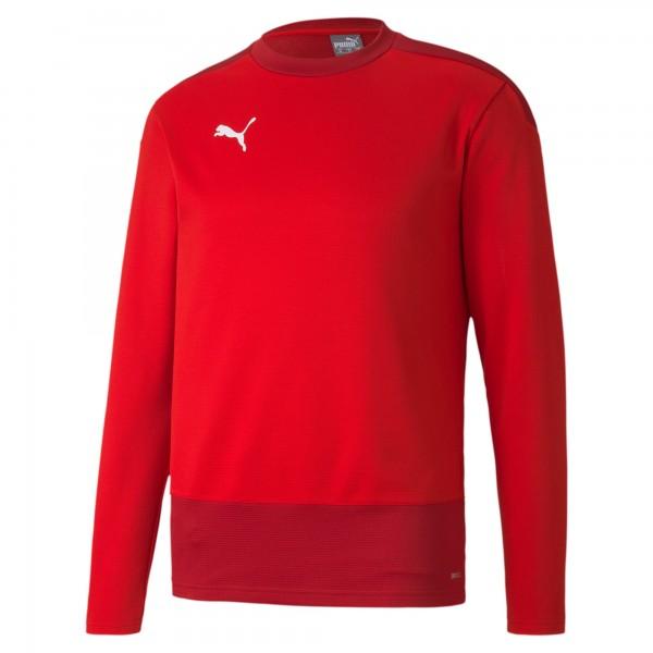 Puma TeamGOAL 23 Training Herren Sweatshirt 656478 (Rot 01)