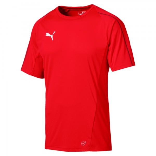 Puma FINAL Training Herren T-Shirt 655292 (Rot 01)