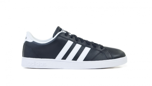 Adidas Baseline Herren Sneaker AW4617 (Schwarz)