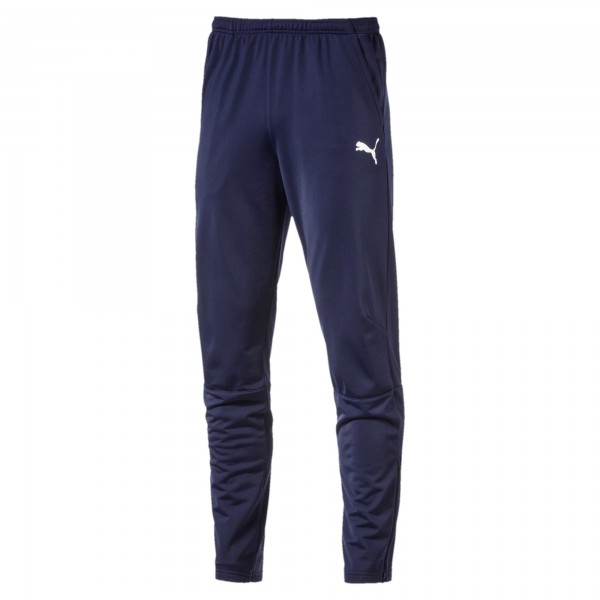 Puma LIGA Training Pants Herren Jogginghose 655314 (Blau 06)