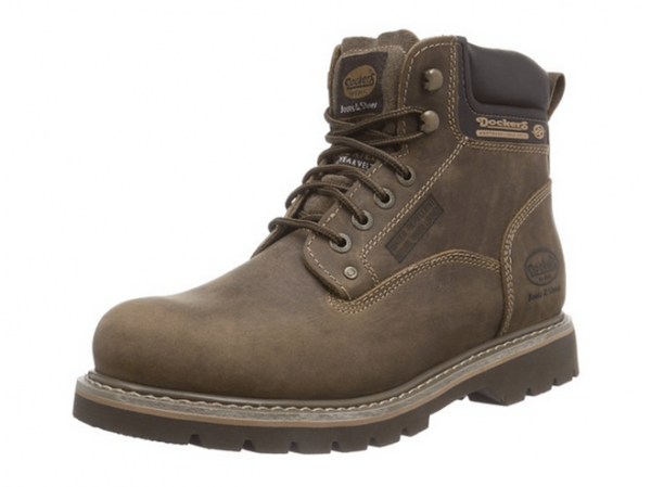 Dockers Herren Stiefel 23DA004-400(Braun 460)
