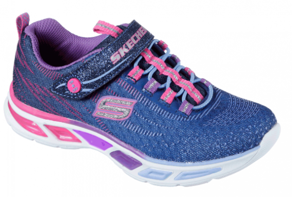Skechers S Lights Litebeams 10667L (Blau - NVMT)