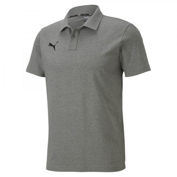 Puma TeamGOAL 23 Casuals Herren Poloshirt 656579 (Grau 33)