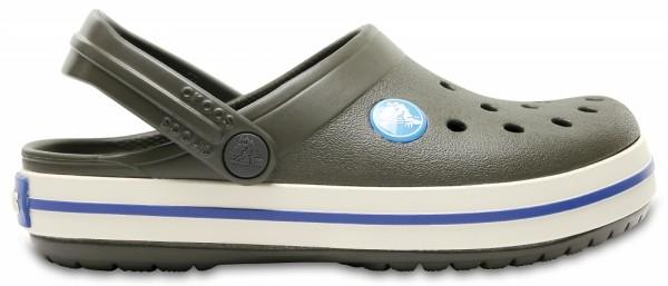 Crocs Crocband Kinder (Dark Camo Green/ Stucco)