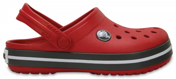 Crocs Crocband Kinder (pepper-graphite)