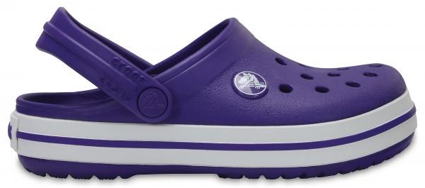 Crocs Crocband Kids (Ultra-Violet-White)
