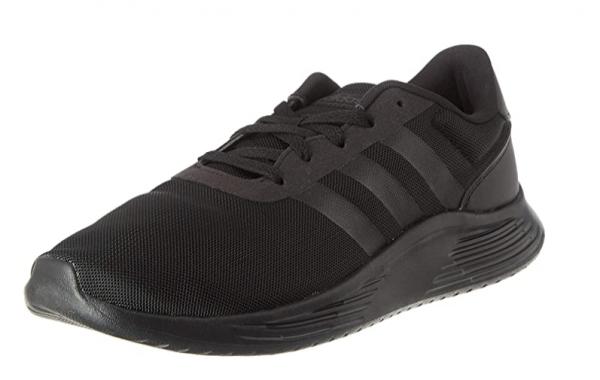 Adidas Lite Racer 2.0 Herren Sneaker EG3284 (Schwarz)