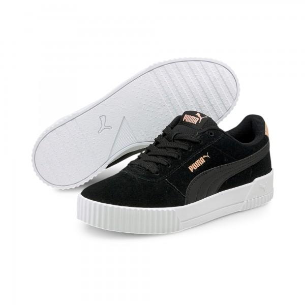 Puma Carina Damen Sneaker 369864 (Schwarz 22)