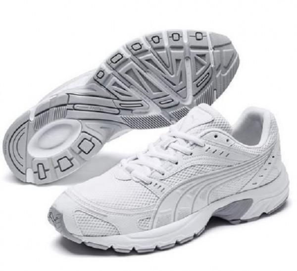 Puma Axis Herren Sneaker 368465 (Weiß 02)