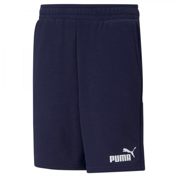 Puma ESS Sweat B Kinder Shorts 586972 (Blau 06)