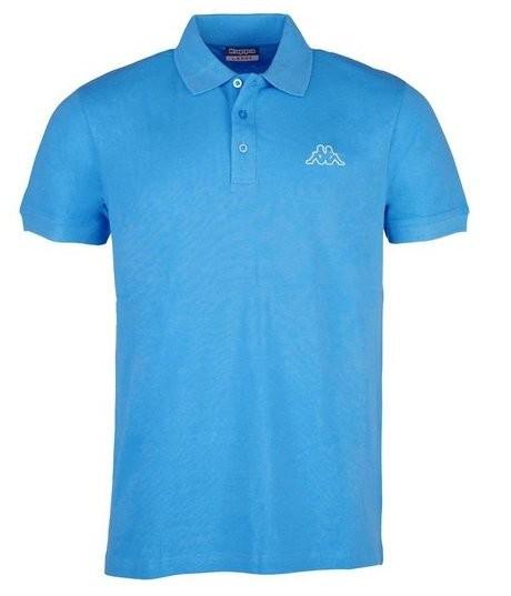 Kappa Peleot Herren Poloshirt 303173 (Blau 726)