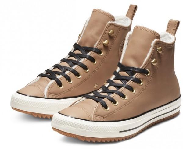 Converse Chucks Taylor All Star Street Hiker Boot Hi 162479C (Braun)