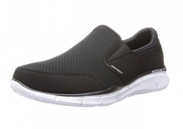 Skechers Equalizer Persistent Sneaker (schwarz-bkw)