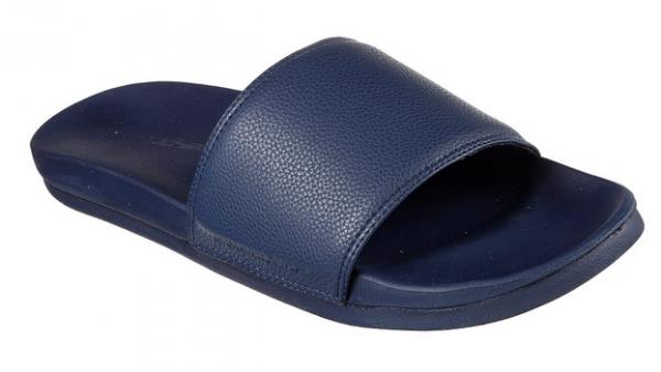 Skechers Gambix Herren Schuhe (Blau-NVY)