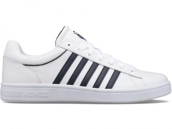 K-Swiss Court Winston Herren Sneaker 06154 (Weiss 916)