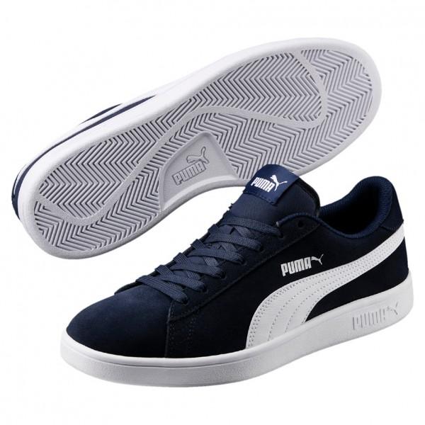 Puma Smash v2 Herren Sneaker 364989 (blue 04)