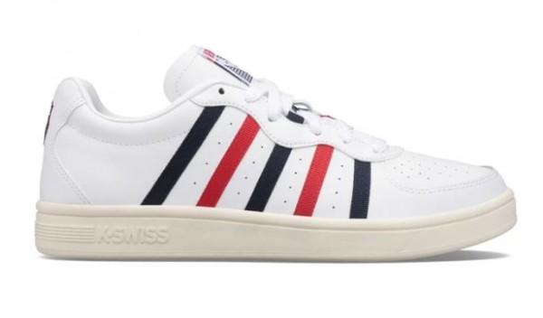 K-Swiss Westcourt Herren Sneaker 06995 (Weiß 129)