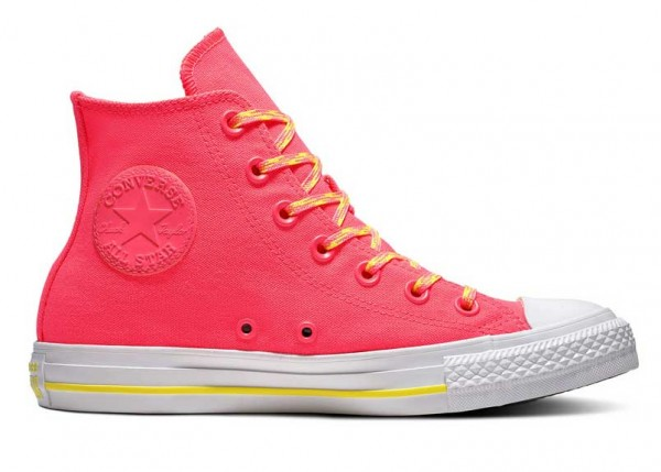 Converse Chuck Taylor All Star HI Sneaker 564122C (Pink)