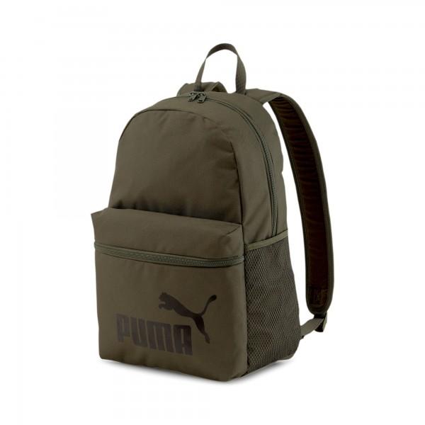 Puma Phase Backpack Rucksack 075487 (Grün 47)