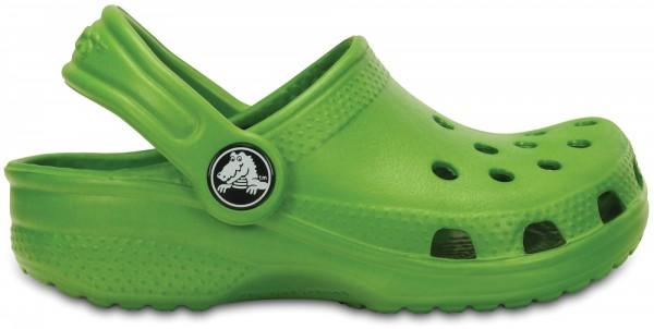 Crocs Classic Clog Kinder (Parrot Green)