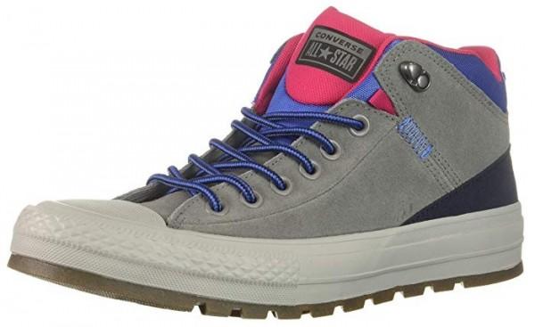 Converse Chuck Taylor All Star Street Hi 162361C (Grau/Pink)