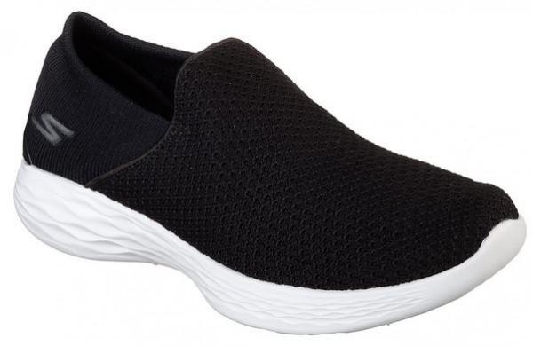 Skechers YOU Damen Sneaker 14951(Schwarz-BKW)
