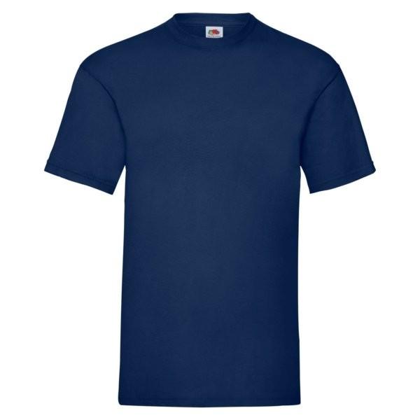 Fruit of the Loom Value-Weight Herren T-Shirt 61-036-0 (Blau 32)