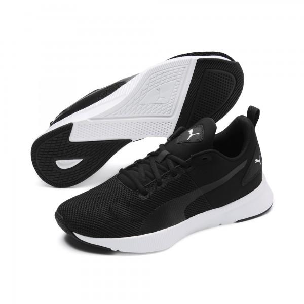 Puma Flyer Runner Herren Sneaker 192257 (Black-white 02)
