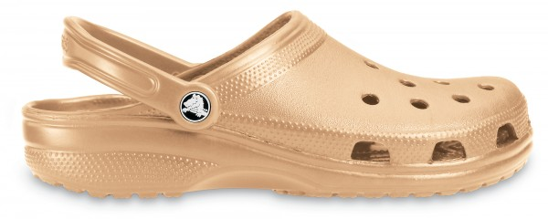 Crocs Classic (Gold)