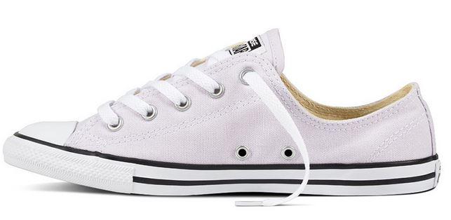 Converse Chucks Taylor All Star Ox Dainty Damen Sneaker 559831C(Flieder)