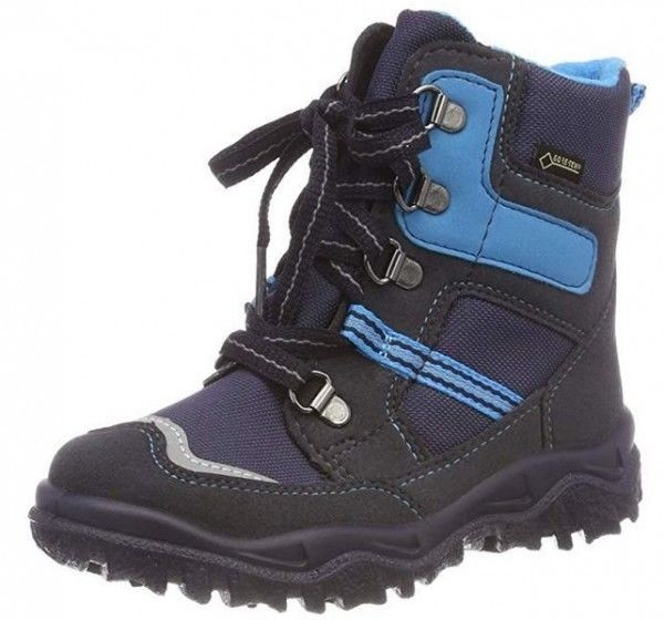 "Superfit ""Husky"" Kinder Winterschuhe (Blau)"