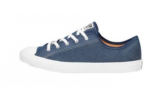 Converse Chuck Taylor All Star Dainty Ox Damen Sneaker 567872C (Blau)