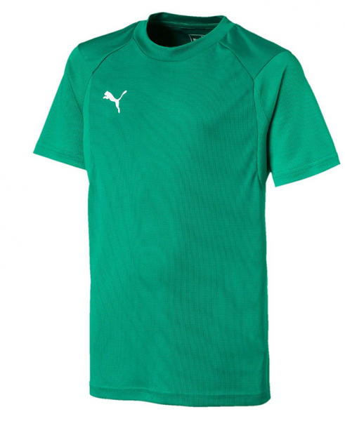 Puma LIGA Training Kinder Shirt 655631 (Grün 05)