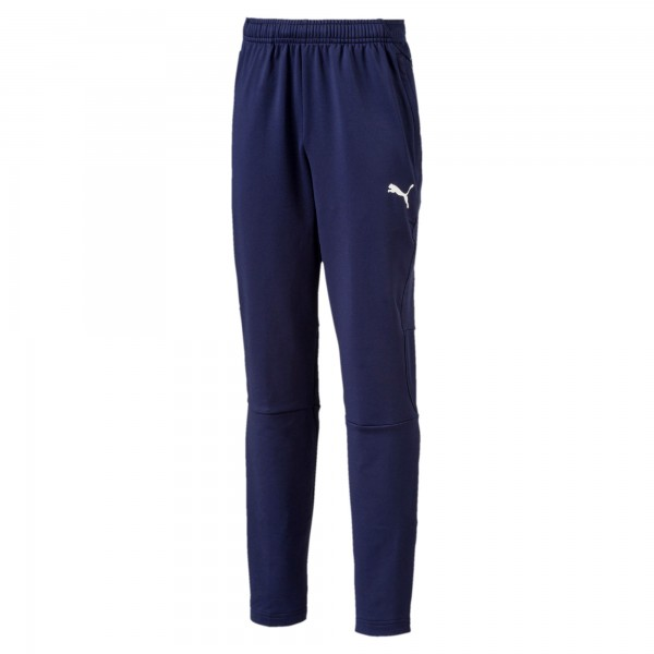Puma LIGA Training Pro Jr Kinder Jogginghose 655638 (Blau 06)