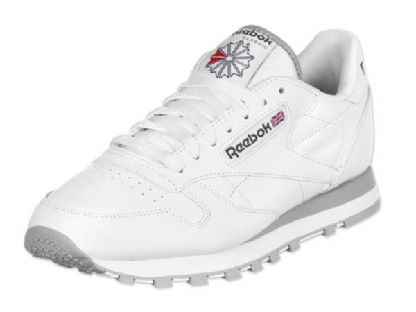 Reebok Classic Leather Herren Sneaker 2214 (Weiß)